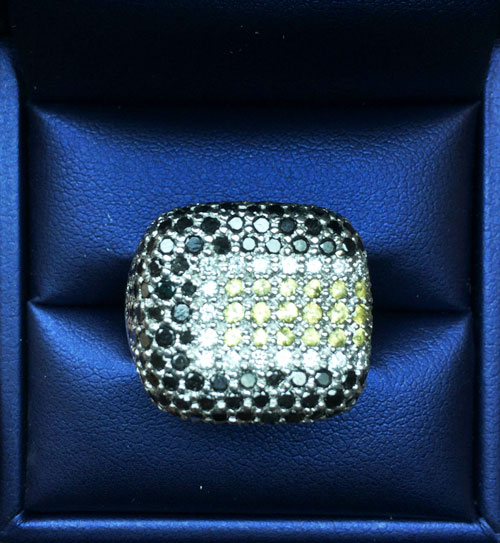 Diamond Ring 18k